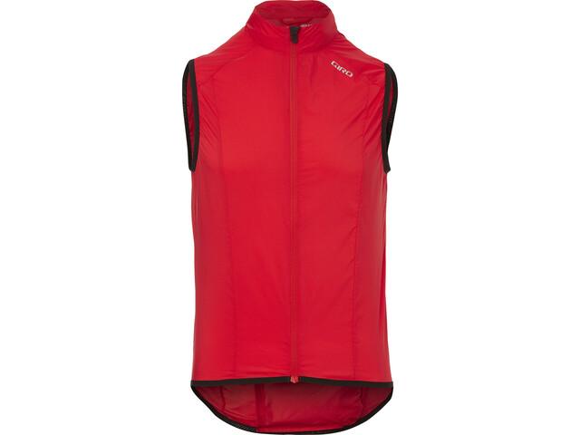 Giro Chrono Expert Wind Vest Herre bright red